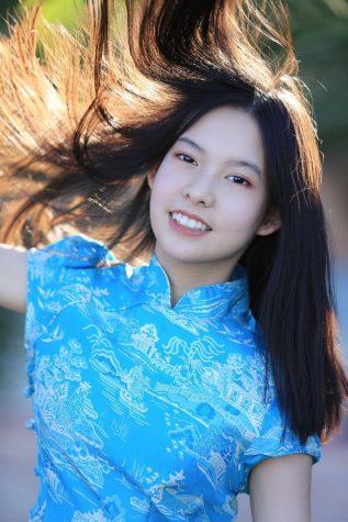 Photo of Ariel Jiang