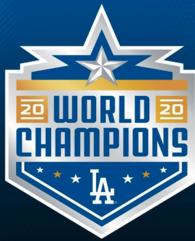 LA Dodgers Win 2020 World Series