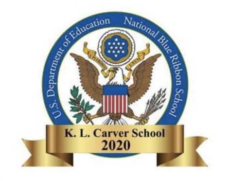 Carver Elementary Honored as National Blue Ribbon School for 2020