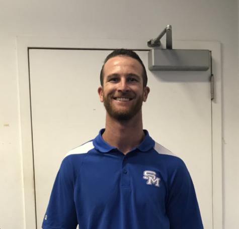 Coach John Franklin, Our New PE Teacher & Baseball Coach