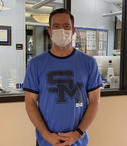Mr. Rob Folsom Joins the SMHS Faculty