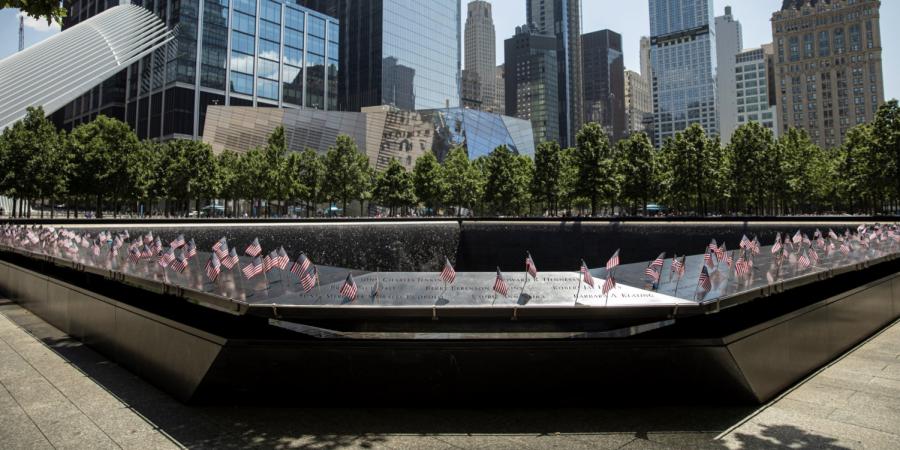 September 11, 2001 Memorial -- 20 Years Later