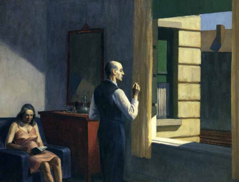 Edward Hopper: Artist Review