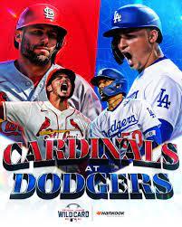 NL Wild Card Game: Dodgers vs. Cardinals